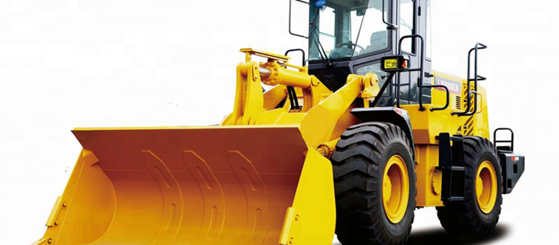 Mini-payloader-LW400K-4-ton-wheel-loader